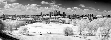 Greenwich Infra Red Panorama