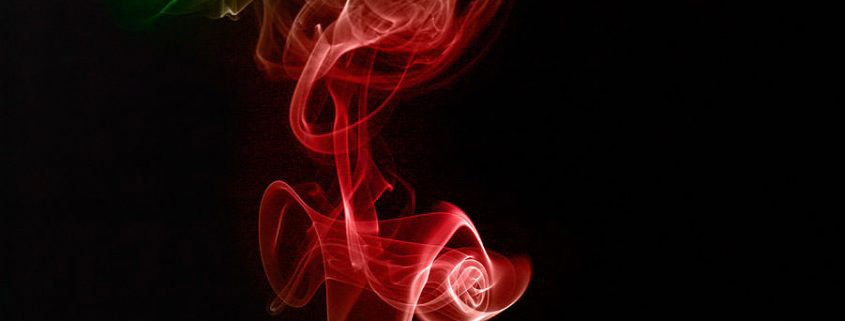Incense Smoke II
