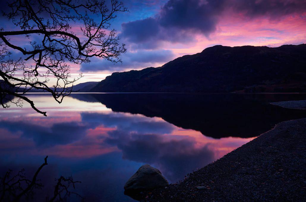 Ullswater Dawn
