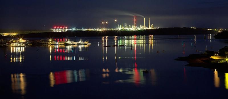 Valero Oil Refinery II