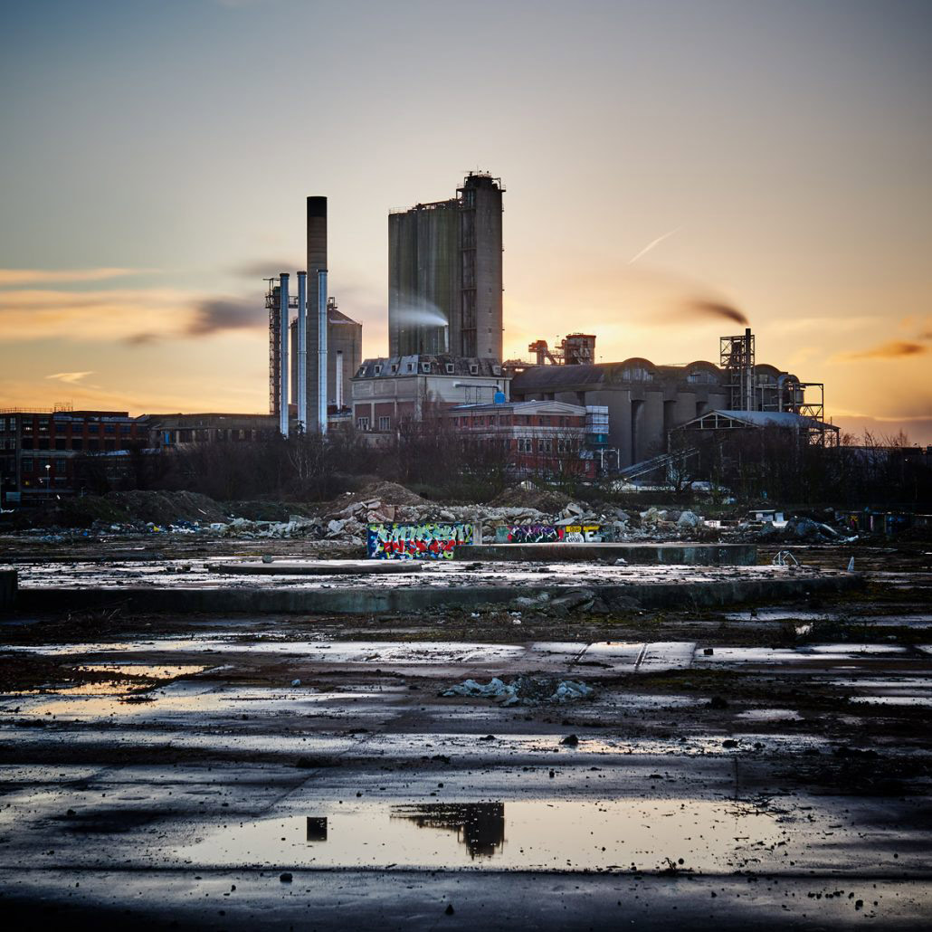 Erith Oil Works